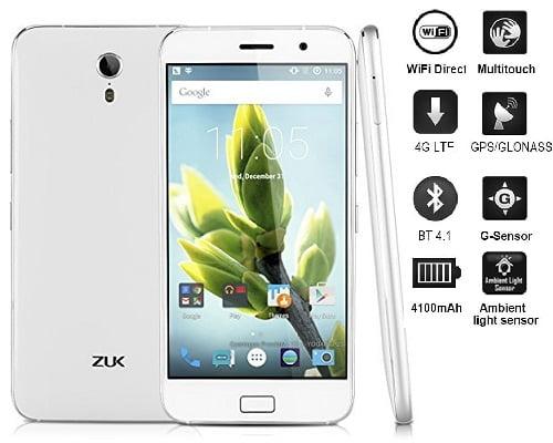 Teléfono móvil Lenovo Zuk Z1 barato, teléfonos móviles baratos, chollos en teléfonos móviles, smartphones baratos, chollos en smartphones
