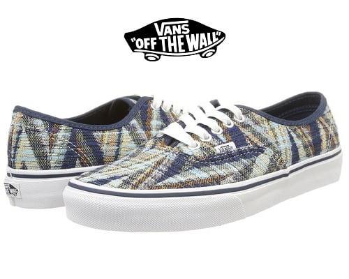 Zapatillas Vans U Authentic baratas, zapatillas Vans baratas, chollos en Vans, calzado barato, chollos en calzado de marca