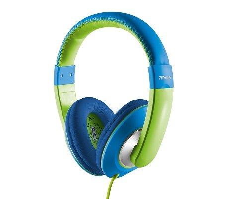Auriculares para niños Trust Sonin baratos, chollos en auriculares, ofertas en auriculares, auriculares baratos