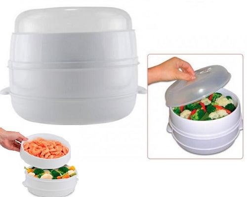 Cocina al vapor para microondas barata, chollos en cocinas al vapor para microondas, ofertas de cocinas al vapor para microondas