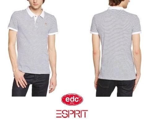 Polo Esprit barato, polos de marca baratos, chollos en ropa de marca, chollos en polos, polos baratos