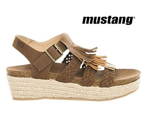 Sandalias Mustang Joy baratas, sandalias baratas, chollos en sandalias, sandalias de marca baratas