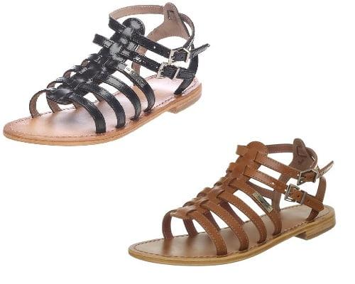Sandalias de cuero Les Tropéziennes Hic baratas, zapatos baratos, chollos en zapatos, ofertas en zapatos