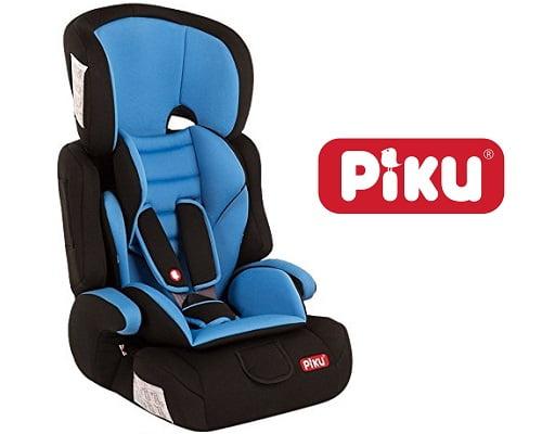 Silla de coche Piku 6136 grupos I-II-III barata, sillas de coche baratas, chollos en sillas de coche, ofertas en sillas de coche