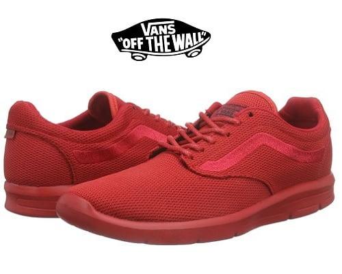 Zapatillas Vans Iso 1.5 baratas, zapatillas Vans baratas, chollos en zapatillas Vans, calzado de marca barato