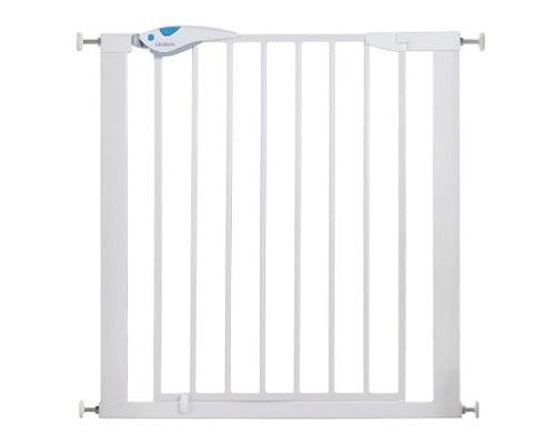 Barrera de seguridad Lindam Easy Fit Plus Deluxe barata, barreras de seguirdad baratas, chollos en barreras de seguridad, ofertas en barreras de seguridad