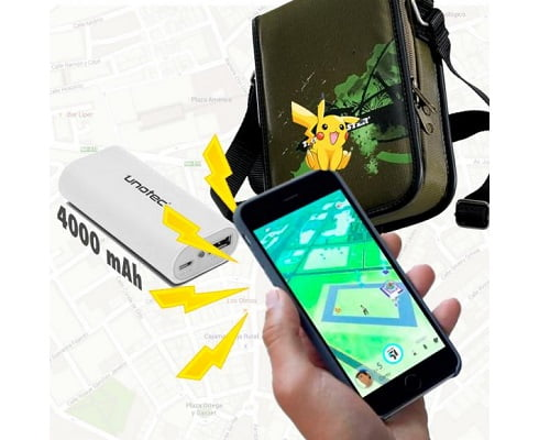 Kit de supervivencia para Pokemon Go barato, accesorios Pokemon Go baratos, chollos en Pokemon Go