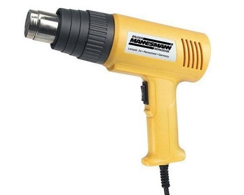 Pistola de aire caliente Mannesmann M49500 barata, herramientas baratas, chollos en herramientas, ofertas en herramientas