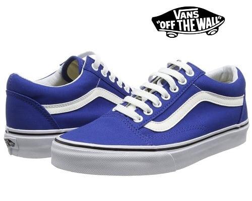 Zapatillas Unisex Vans Old Skool baratas, zapatillas Vans baratas, chollos en zapatillas Vans, ofertas en Vans, calzado de marca barato
