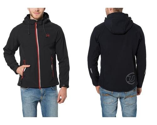 Chaqueta Softshell Ultrasport Miro barata, chaquetas softshell baratas,chollos en chaquetas softshell
