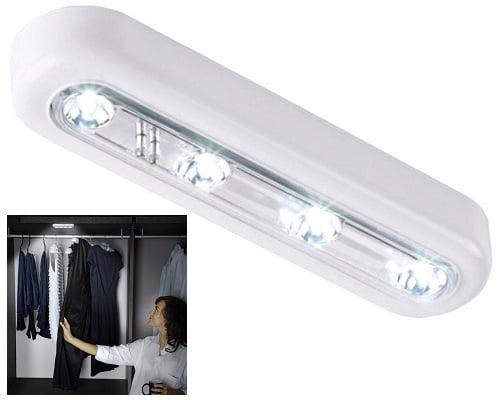 Lámpara LED inalámbrica OxyLED barata, lámparas de LED baratas, chollos en lámparas de LED, ofertas en lámparas de LED