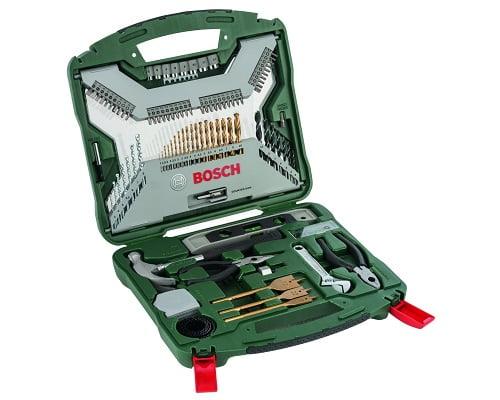 Maletín Bosch X-Line Titanium barato, maletines de herramientas baratos, chollos en maletines de herramientas, ofertas en maletines de herramientas