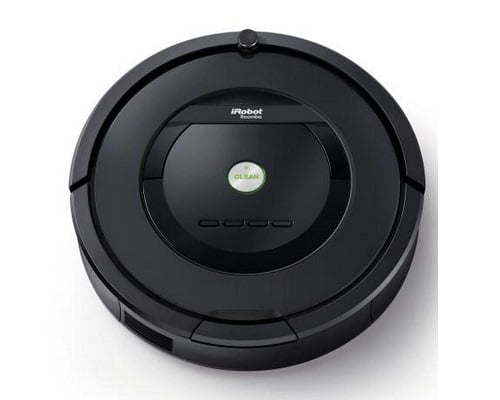 Robot Roomba aspirador 875 barato, robots aspiradores baratos, chollos en robots aspiradores, ofertas en robots aspiradores