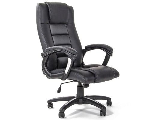 Silla de oficina giratoria acolchada barata, chollos en sillas de oficina, sillón de oficina barato, sillas de oficina baratas