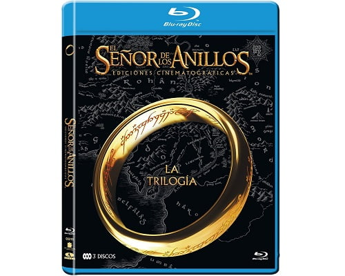 Trilogía El Señor de Los Anillos en Blu-Ray barata, películas en Blu-Ray baratas, chollos en películas en Blu-Ray, ofertas en películas en Blu-Ray