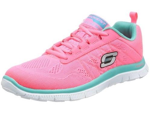 Zapatillas para mujer Skechers Flex Appeal Sweet baratas, zapatillas de deporte baratas, chollos en zapatillas de deporte, ofertas en zapatillas de deporte