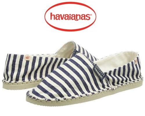 Alpargatas Havaianas Origine Navy baratas, alpargatas Havaianas baratas, chollos en alpargatas, ofertas en alpargatas