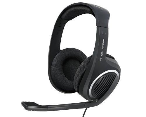 auriculares-de-diadema-cerrados sennheiser PC 320 G4ME baratos-auriculares-baratos-chollos-en-auriculares-ofertas-en-auriculares