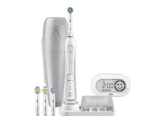 Cepillo de dientes electrico Oral-B Pro 6000 Smart Series barato, cepillos de dientes baratos chollos en cepillos de dientes, ofertas en cepillos de dientes