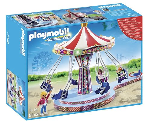 feria carrusel de playmobil barata, chollos en juguetes, ofertas en juguetes, juguetes baratos