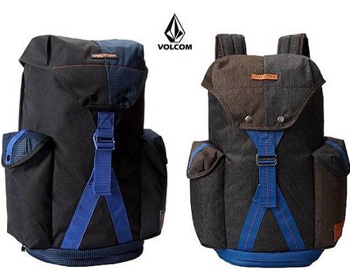 Mochila Volcom Rucksack Backpack barata, mochilas baratas, chollos en mochilas, ofertas en mochilas