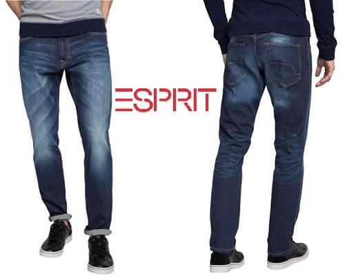 Pantalón vaquero Esprit barato, pantalones vaqueros baratos, chollos en pantalones vaqueros, ofertas en pantalones vaqueros
