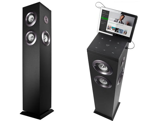 Altavoz inalámbrico Energy Sistem Tower 8 Bluetooth 100W barato, altavoces inalámbricos baratos, chollos en altavoces inalámbricos, ofertas en altavoces inalámbricos, altavoces Bluetooth baratos