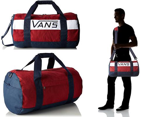Bolsa de deporte Vans Anacapa barata, bolsas de deporte baratas, chollos en bolsas de deporte, ofertas en bolsas de deporte