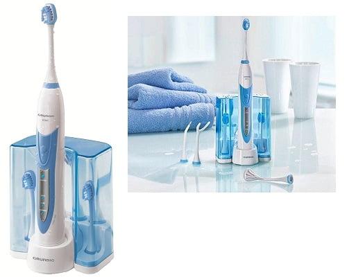 Cepillo de dientes Grundig Clean White Plus barato, cepillos de dientes eléctricos baratos, chollos en cepillos de dientes eléctricos, ofertas en cepillos de dientes