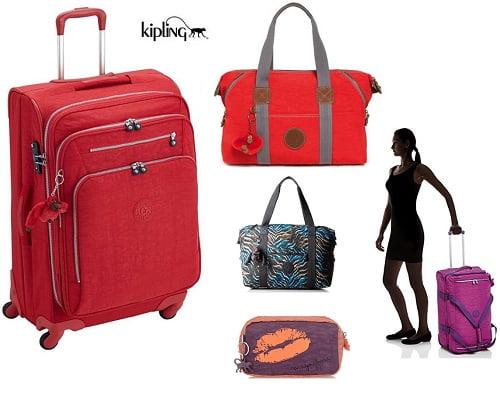 Chollos en maletas, bolsos, neceseres,etc... Kipling, bolsos baratos, maletas baratas, chollos en bolsos, chollos en maletas, bolsas de aseo baratas