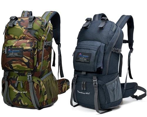 Mochila Mountaintop de 40L barata, chollos en mochilas, mochilas baratas, ofertas en mochilas