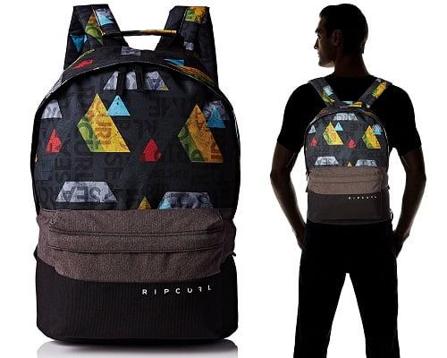 Mochila Rip Curl Dome Ydg barata, mochilas baratas, chollos en mochilas, ofertas en mochilas