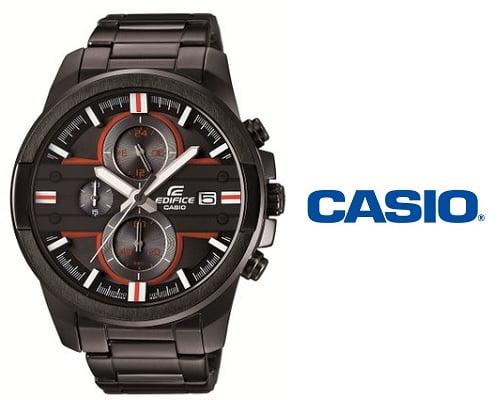 Reloj Casio Edifice EFR-543BK-1A4VUEF barato, relojes baratos, chollos en relojes, ofertas en relojes