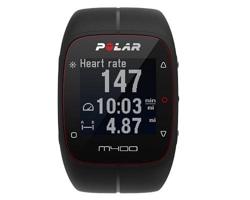 Reloj deportivo con GPS Polar M400 barato, relojes deportivos baratos, relojes con GPS baratos, chollos en relojes deportivos, chollos en relojes con GPS