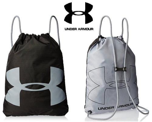 Saco deportivo Under Armour Ua Ozsee gymsack barato, sacos deportivos baratos, chollos en sacos deportivos, ofertas en sacos deportivos, gymsacks baratos