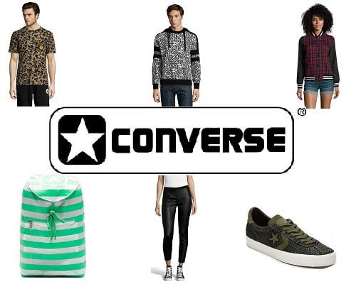 Artículos de la marca Converse baratos, zapatillas Converse baratas, ropa Converse barata, ropa de marca barata