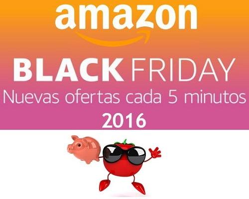 Black Friday 2016 en Amazon España