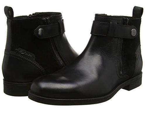 Botas para hombre Clarks Brocton baratas, botas baratas, chollos en botas, ofertas en botas