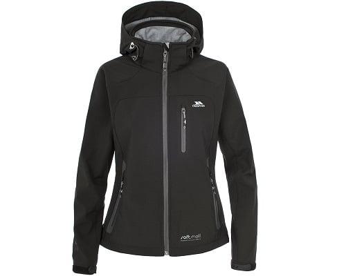 Chaqueta para mujer softshell Trespass Bela barata, chaquetas baratas, chollos en chaquetas, ofertas en chaquetas