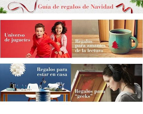 Guía de regalos de Navidad en Amazon España, regalos baratos, chollos en regalos, regalos de Navidad baratos