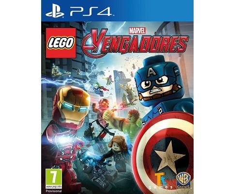 Toma Chollo Juego Para Ps4 Lego Marvel Vengadores Solo 20 50 Euros