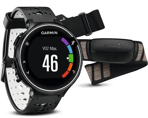 Reloj Garmin Forerunner 230 con GPS y pulsómetro barato, relojes para running baratos, chollos en relojes deportivos, relojes con GPS baratos, chollos en relojes con GPS