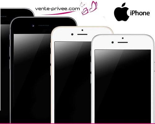 Teléfonos móviles iPhone reacondicionados baratos, chollos en iPhone, ofertas en iPhone, iPhone baratos