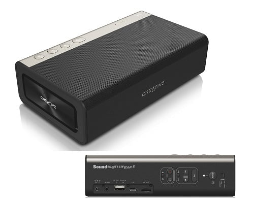 Altavoz Bluetooth Creative Sound Blaster Roar 2 barato, altavoces inalámbricos baratos, chollos en altavoces inalámbricos