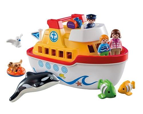 Barco maletín de Playmobil barato, juguetes baratos, chollos en juguetes, ofertas en juguetes