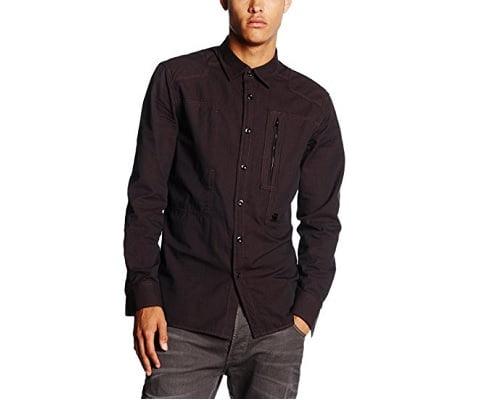 Camisa G-Star Raw Powel Shirt barata, camisas baratas, chollos en camisas, ofertas en camisas