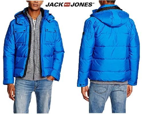 Chaqueta acolchada Jack & Jones barata, chaquetas baratas, chollos en chaquetas, ofertas en chaquetas
