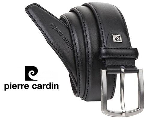 Cinturón de cuero Pierre Cardin para hombre barato, cinturones de cuero baratos, chollos en cinturones, ofertas en cinturones, cinturones para hombres baratos