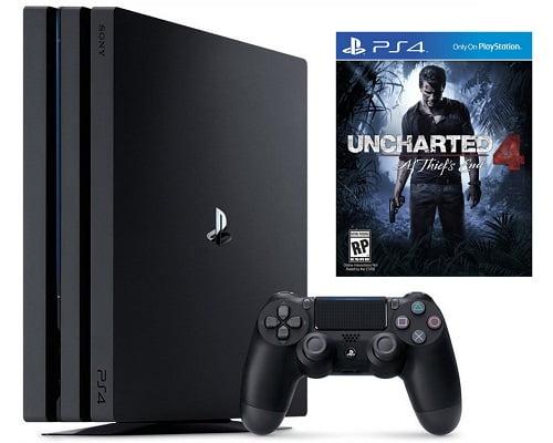Consola Playstation 4 Pro 1TB barata, Playstation 4 barata, chollos en Playstation 4, PS4 barata