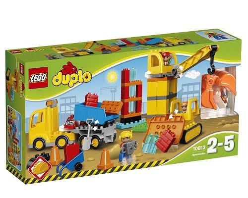 Gran proyecto de construcción de LEGO Duplo barato, chollos en juguetes, juguetes baratos, ofertas en juguetes
